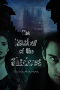 Master of the Shadows cover new ebook