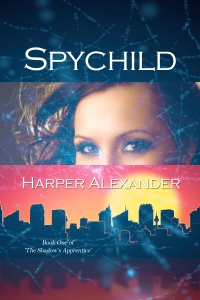 spychild new cover