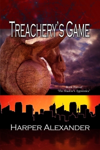 treachery's game new cover