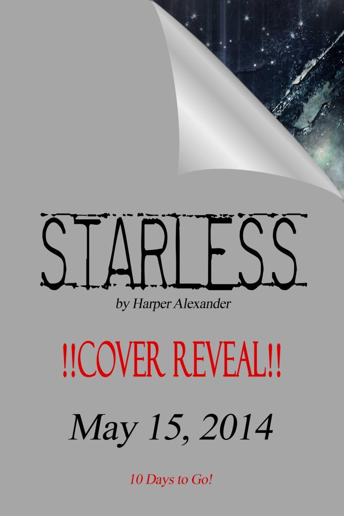 Starless Cover Reveal Teaser