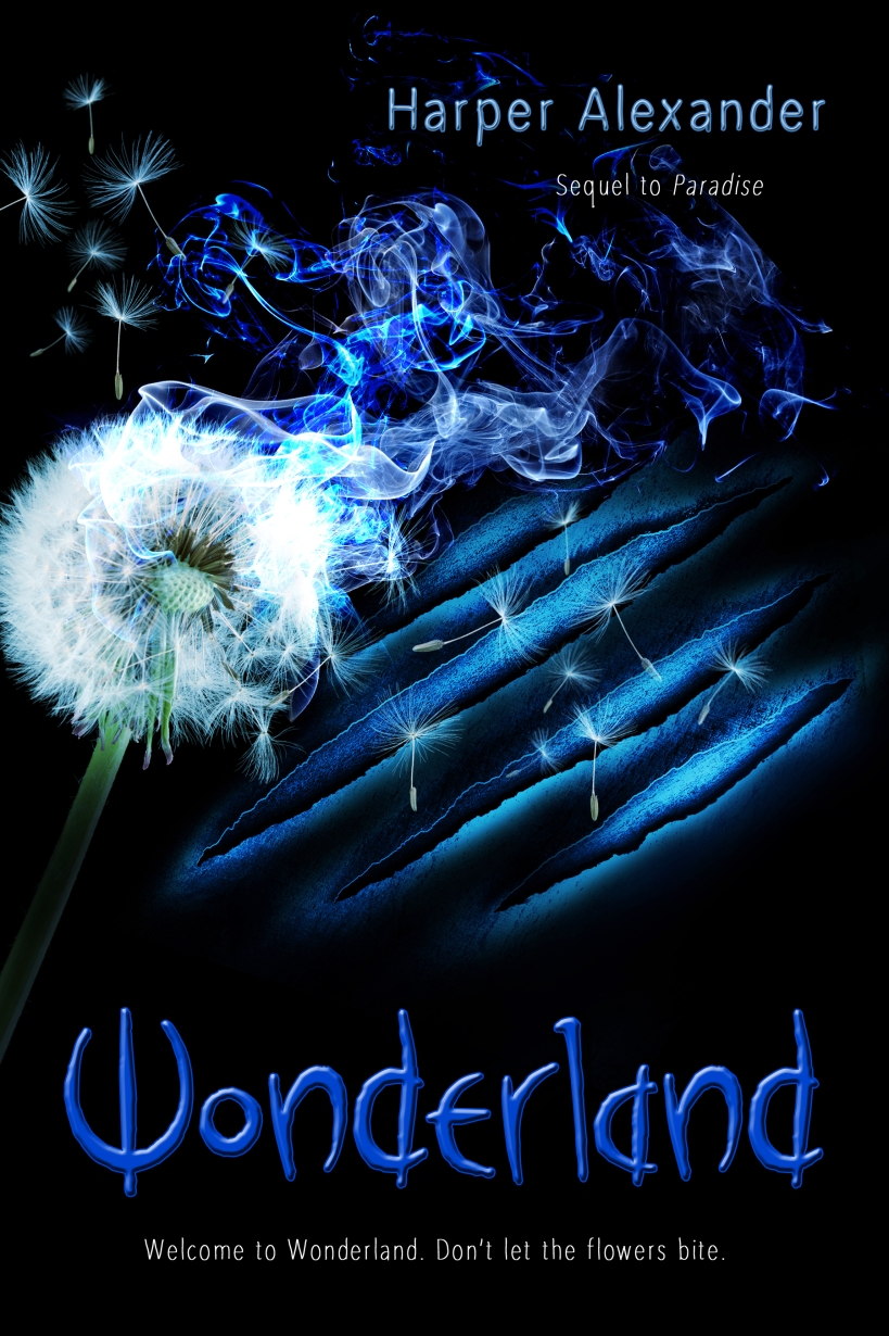 Wonderland Cover Official