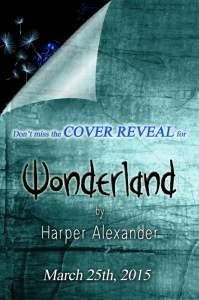 Wonderland Cover Reveal Teaser