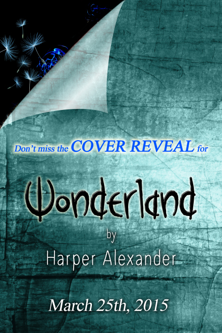 Wonderland Cover Reveal Teaser