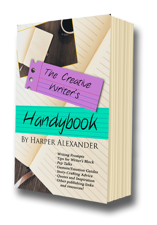 The Creative Writer's Handybook 3D